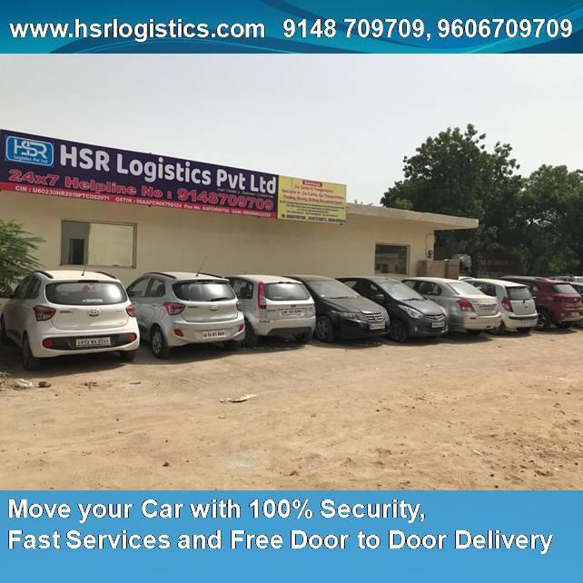 Car transport in Bangalore