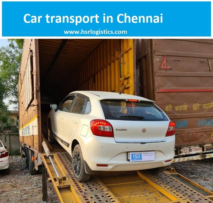 car transport in Chennai