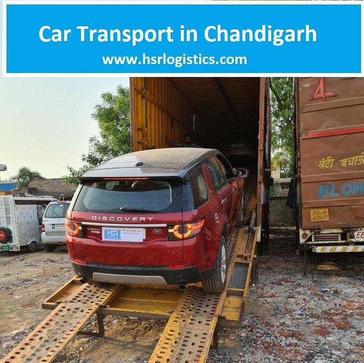 Car transport in Chandigarh